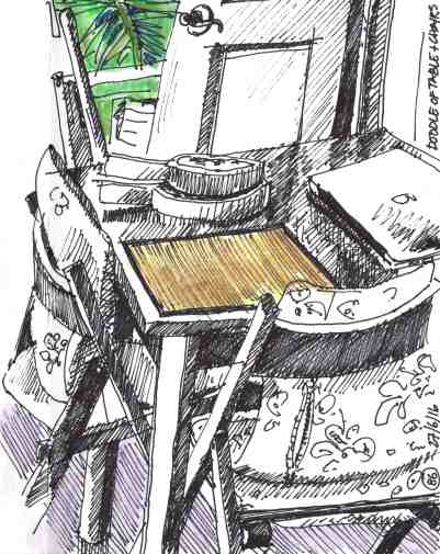 ACE.086-doodle of table & chairs 160627-2