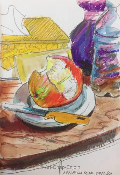 ACE.344-apple on desk 170327-2-wm
